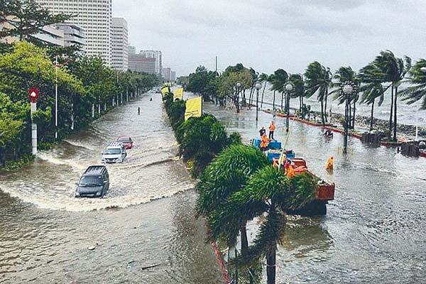 Typhoon 'Gener' killed 12 people