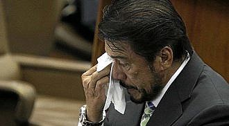 Sen. Tito Sotto breaks down during speech against RH Bill
