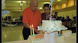 46th Ordination Anniversary of Fr. Vic Tungolh Celebrated, June 12, 2011.