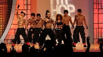 Filipino hip hop dancers make good in int'l competition