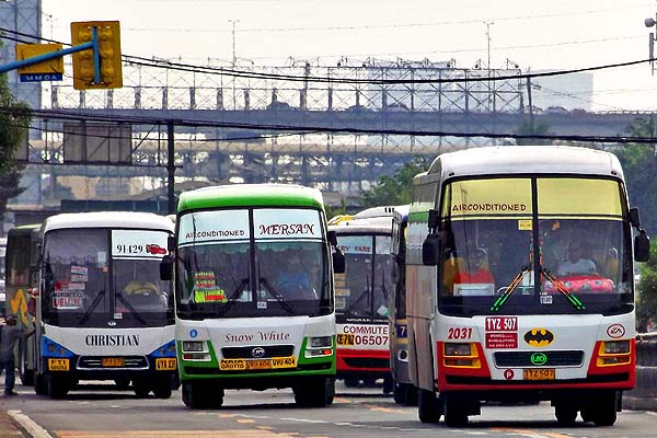Senate approves speed limiter in buses