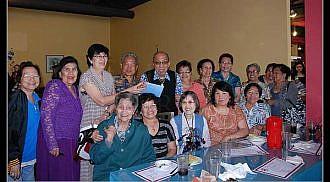 Florencio Antonio celebrates 75th birthday