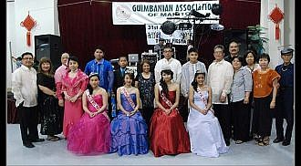 Guimbanian Association of Manitoba celebrates its 31st fiesta and crowns Mutya ng Guimba 2011, Jerica Angele Andres