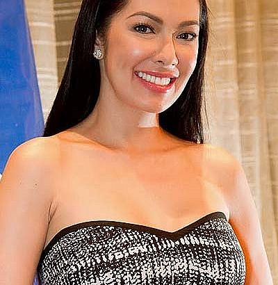 Ruffa Gutierrez jeered at by Mexicans at Pacquiao-Marquez fight