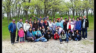 Happy Campers Group outing at Birds Hill win May Lechon Summer Giveaway