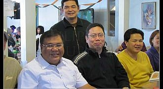 Most Worshipful Grand Lodge of the Philippines, Junior Grand Warden, RW Bro Juanito Espino visits Winnipeg.