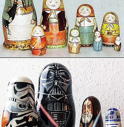Do You Know What Those Wooden Dolls Are Called?