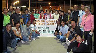 NHFMM Mission Volunteer at International Hope Canada
