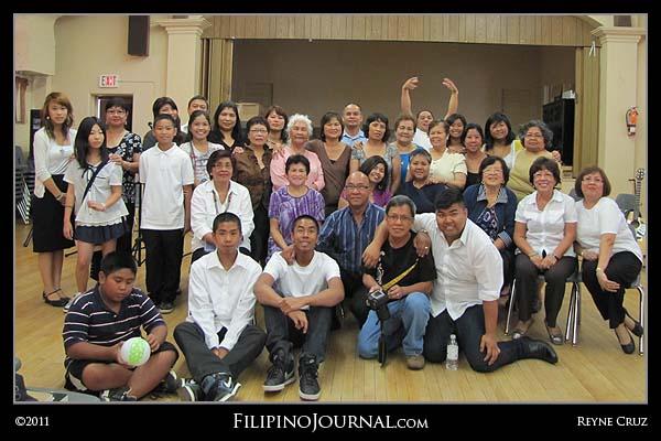 Joint birthday celebrations: Rodel Ambrosio & Loida Panganiban