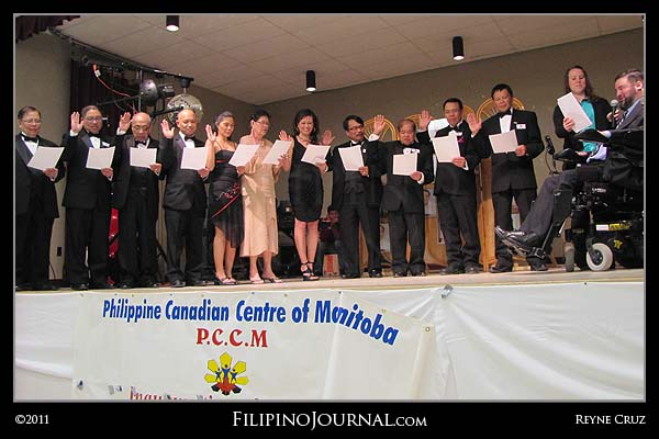 PCCM Board of Director's Inauguration Gala