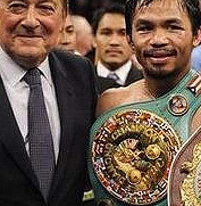 Manny Pacquiao Offered $65 Million to Face a young and undefeated Mexican boxer
