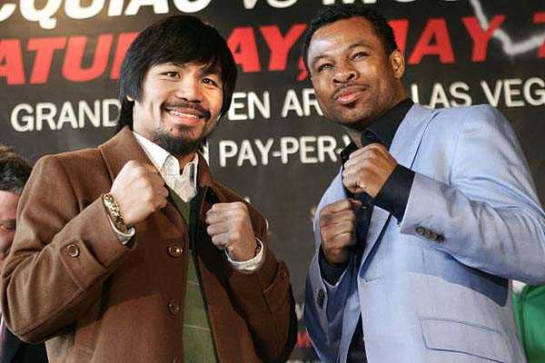 Pacquiao-Mosley: Fight Night