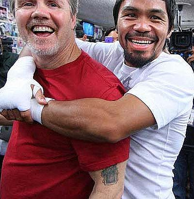 Roach: Pacquiao may still consider fighting