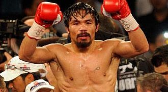 Pacquiao Ekes Out Majority Decision