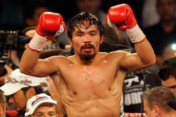Pacquiao Ekes Out Majority Decision