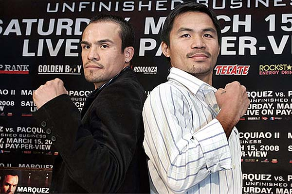 Pacquiao wants to put closure on his rivalry with Marquez