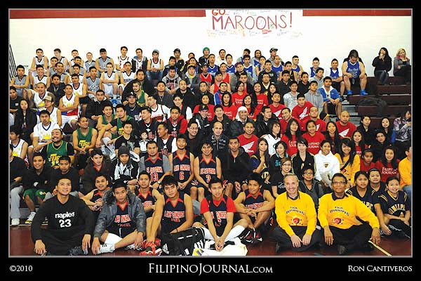 Philippine Basketball Association – Opening Ceremonies of the 2010-11 Season