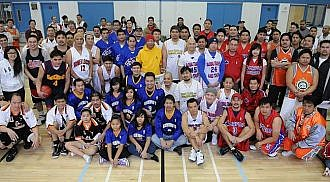 2011 season of the Philippine Senior Basketball League opens at RB Russell