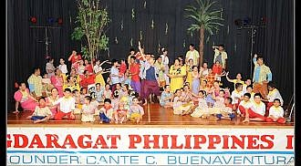 Philippine Pearl of the Orient Pavilion Folklorama 2011