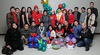 "Family tradition of giving and of sharing marks the annual PCCM's ""Papasko Sa Mga Bagong Dating"""