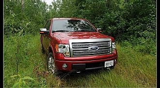2011 Ford F-150 4×4 V6 EcoBoost Platinum