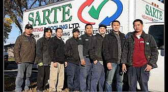 Sarte Heating and Cooling Ltd