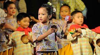 Nayong Pilipino Pavilion Folklorama 2011