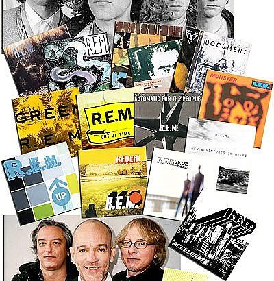 (A Prolific American Alt. Rock Band named R.E.M.)