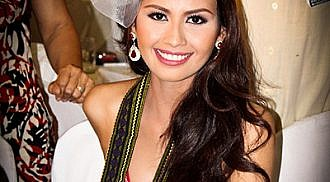Philippine bet deep in training for Miss Universe pageant