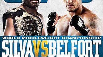 UFC 126 Silva vs. Belfort Accuracy vs. Speed