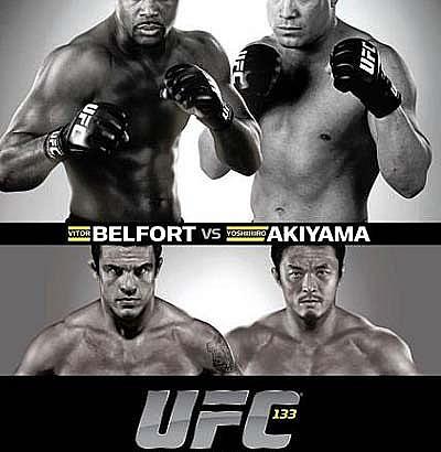 UFC 133: Evans VS Ortiz Preview