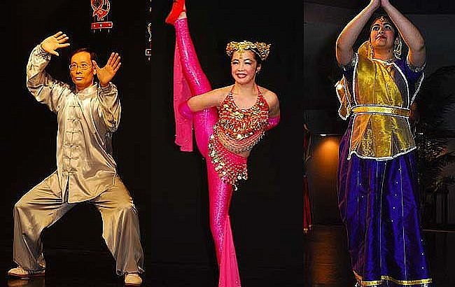 Asian Heritage Month celebrations all month long