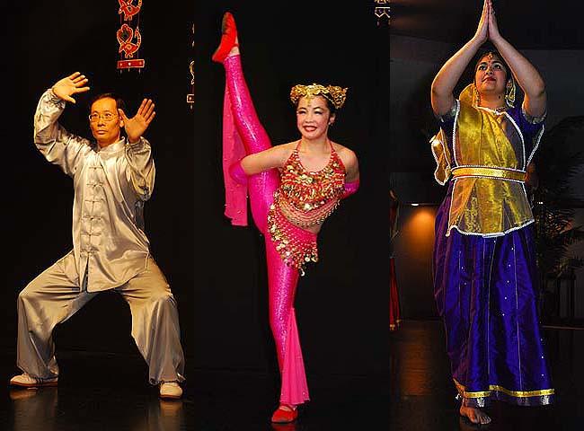Asian dance canada