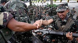 Army deploys special forces to Basilan