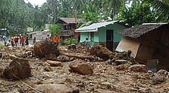 Children perish in Leyte landslide