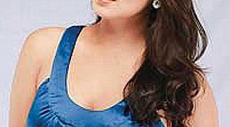 Diana Zubiri returns to acting