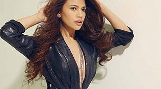 Denise laurel finally admits she's now a mother