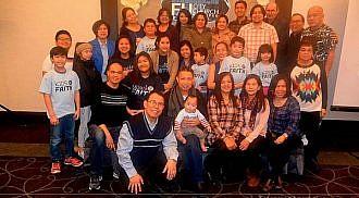 1st Anniversary Celebration of Faith in Jesus City Church Winnipeg