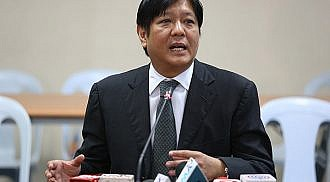 Bongbong accuses PNoy of hate campaign against Marcoses
