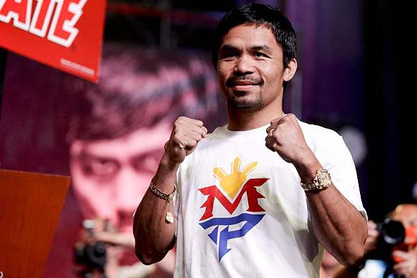 Pacquiao wants to fight in the Rio Olympics
