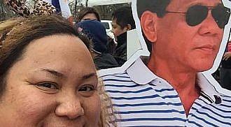 Duterte Winnipeg Support Growing
