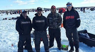 Falcon Lake Ice Derby