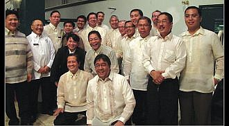 3rd Annual Bro Dr. Jose Rizal Night Dinner and Dance, June 26, 2010