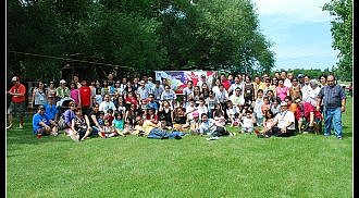 Davao Association of MB Picnic at Assiniboine Park, July 31, 2010