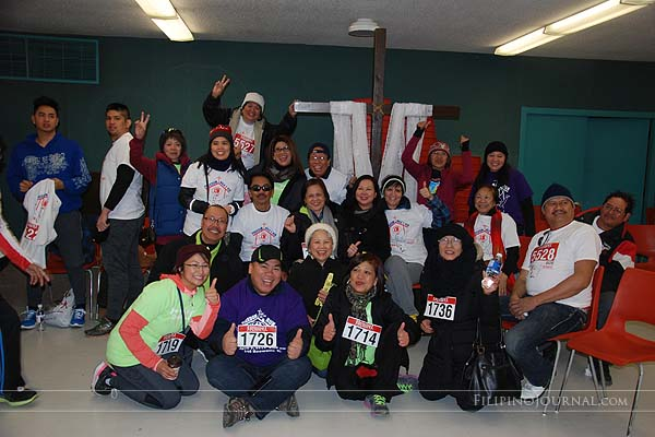 St. Peter Church's Freedom Walk and Run celebrates wellness of body and soul