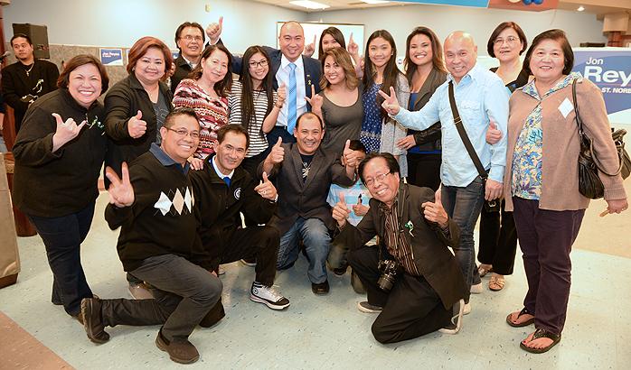 Jon Reyes wins St. Norbert in landslide victory