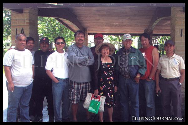 Lupao Nueva Ecija Association of Winnipeg holds picnic at Kildonan Park