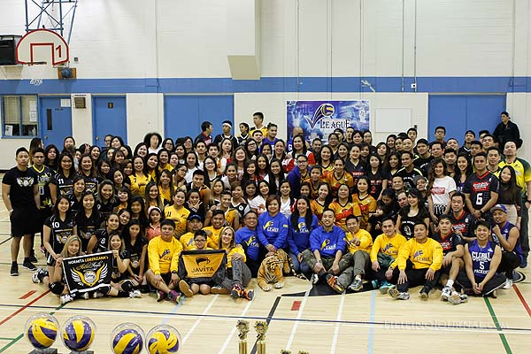 V-League Winnipeg: Winnipeg's Emerging Hot Sports among Pinoys