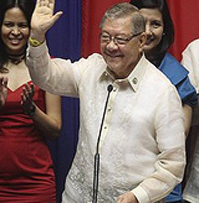 Belmonte limits foreign travels of House members
