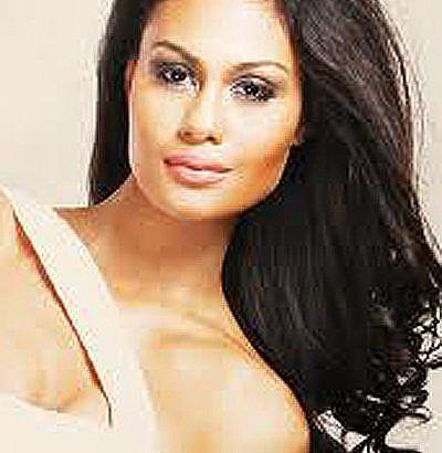 Venus Raj 4th runner-up in Miss Universe 2010